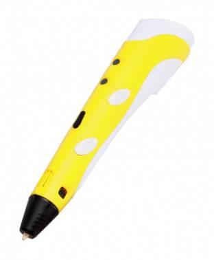 Ручка 3D Cactus CS-3D-PEN-E-YL желтый