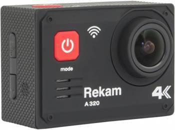 Экшн-камера Rekam A320 черный (2680000006)
