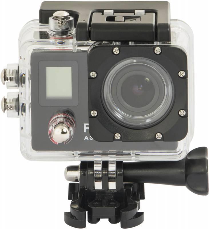 Экшн-камера Rekam A340 черный - фото 4