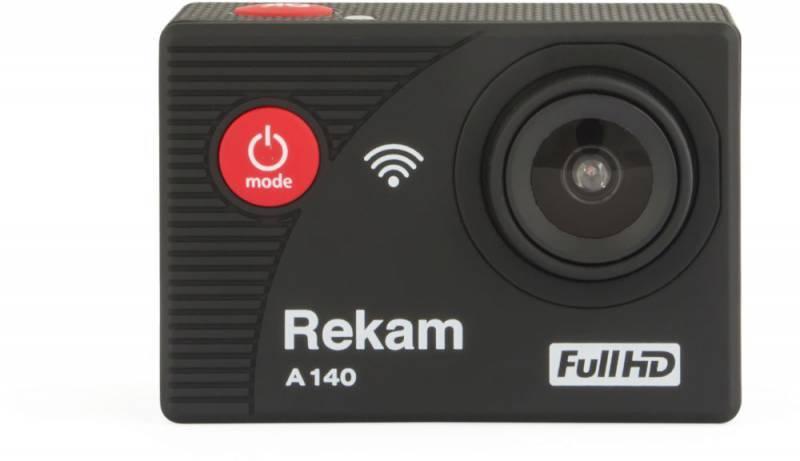 Экшн-камера Rekam A140 черный (2680000005) - фото 1