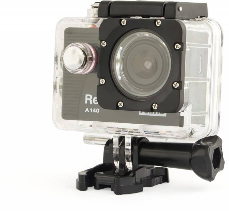 Экшн-камера Rekam A140 черный (2680000005) - фото 2