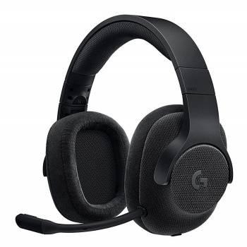 Наушники с микрофоном Logitech G433 TRIPLE черный (981-000668)