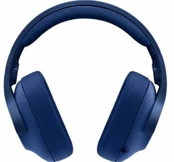 Наушники с микрофоном Logitech G433 TRIPLE синий (981-000687)