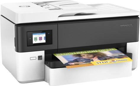 МФУ HP Officejet Pro 7720 белый (Y0S18A) - фото 2