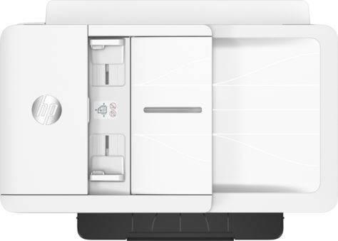 МФУ HP Officejet Pro 7720 белый (Y0S18A) - фото 5
