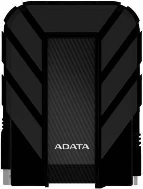Внешний жесткий диск 2Tb A-Data AHD710-2TU3-CBK DashDrive Durable черный USB 3.0