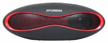 Колонка портативная Hyundai H-PAC100 черный
