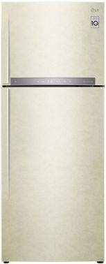 Холодильник LG GC-H502HEHZ бежевый