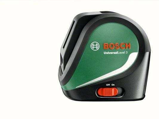 Лазерный нивелир Bosch UniversalLevel 3 Basic (0603663900) - фото 2