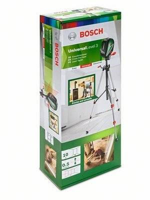 Лазерный нивелир Bosch UniversalLevel 3 Basic (0603663900) - фото 3