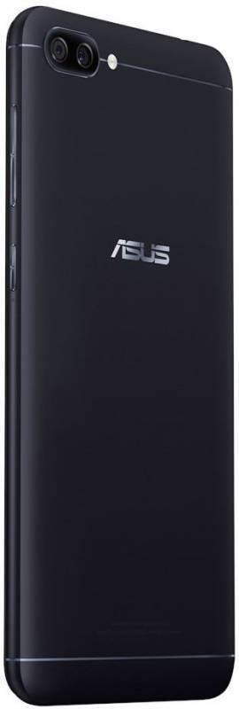 Смартфон Asus ZenFone Max ZF4 ZC520KL 32ГБ черный - фото 4
