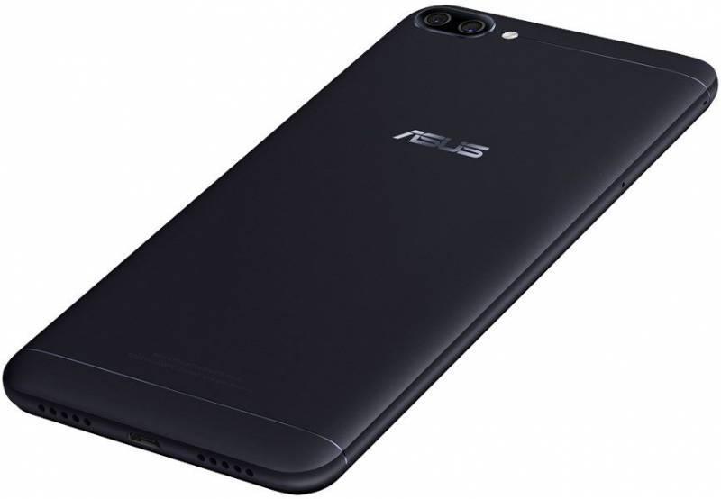 Смартфон Asus ZenFone Max ZF4 ZC520KL 32ГБ черный - фото 6