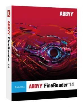 ПО Abbyy ABBYY FineReader 14 Business (для физ и юр лиц) [AF14-2S1B01-102]