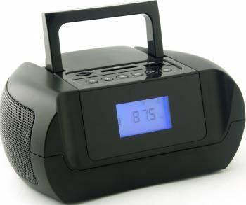 Магнитола Supra BB-105UB черный