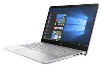 Ноутбук 14 HP Pavilion 14-bf024ur (2PV85EA) розовый