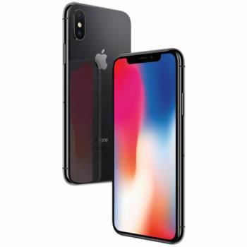 Смартфон Apple iPhone X MQAC2RU / A 64ГБ серый