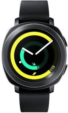 Смарт-часы SAMSUNG Galaxy Gear Gear Sport черный