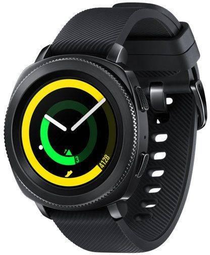 Смарт-часы SAMSUNG Galaxy Gear Sport черный (SM-R600NZKASER) - фото 3