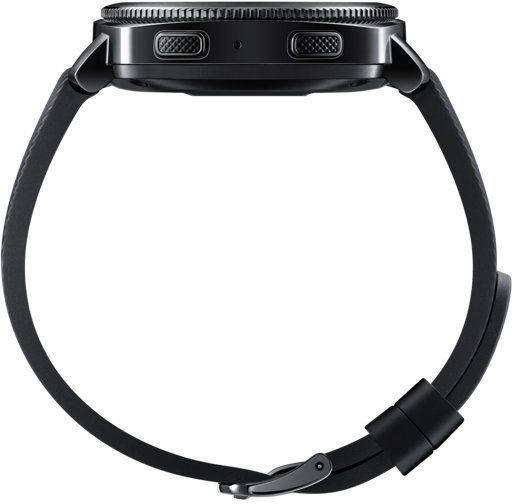 Смарт-часы SAMSUNG Galaxy Gear Sport черный (SM-R600NZKASER) - фото 5