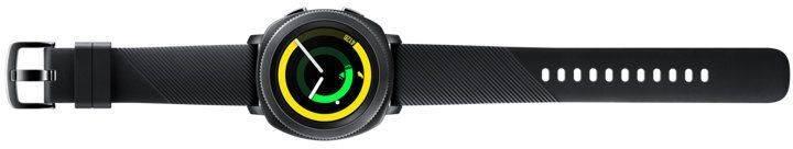 Смарт-часы SAMSUNG Galaxy Gear Sport черный (SM-R600NZKASER) - фото 6