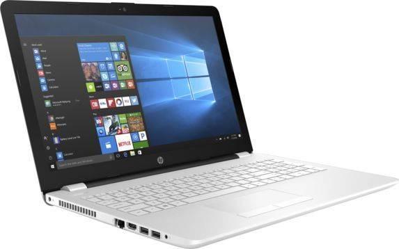 """Ноутбук 15.6"""" HP 15-bw593ur белый (2PW82EA) - фото 2"""