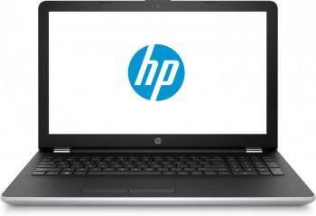 "Ноутбук 15.6"" HP 15-bs591ur серебристый (2PV92EA)"