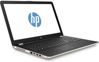 Ноутбук 15.6 HP 15-bs592ur (2PV93EA) золотистый