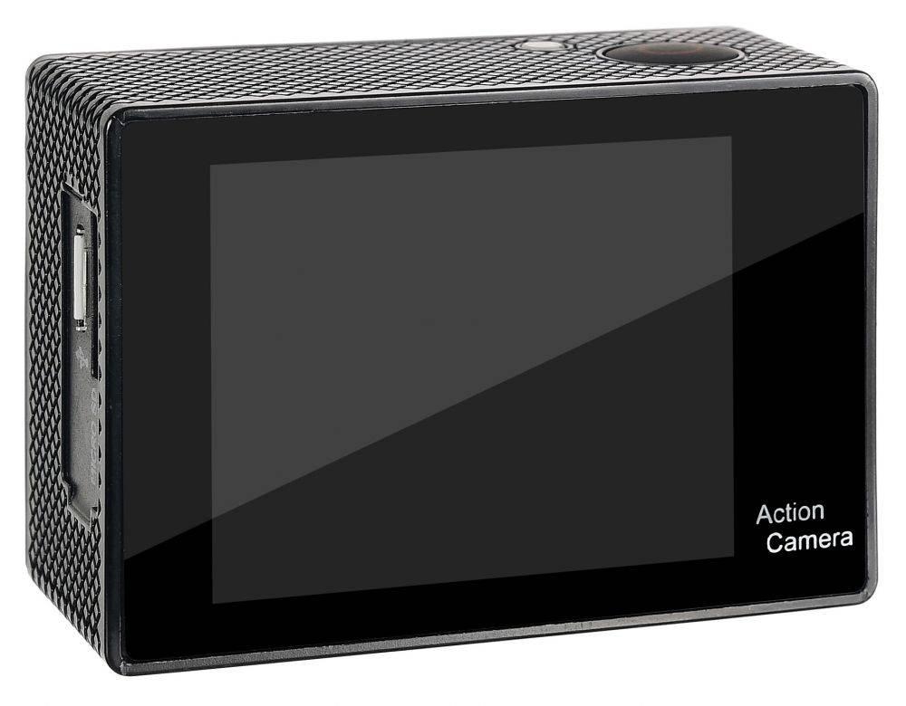Экшн-камера Digma DiCam 145 черный (DC145) - фото 8