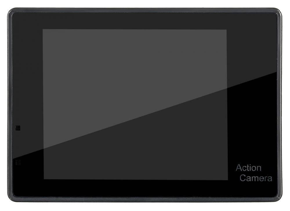 Экшн-камера Digma DiCam 145 черный (DC145) - фото 9