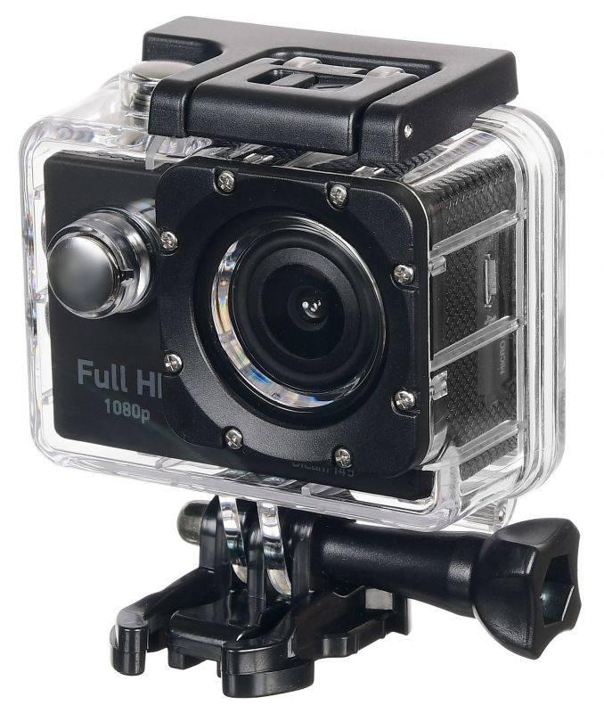 Экшн-камера Digma DiCam 145 черный (DC145) - фото 12