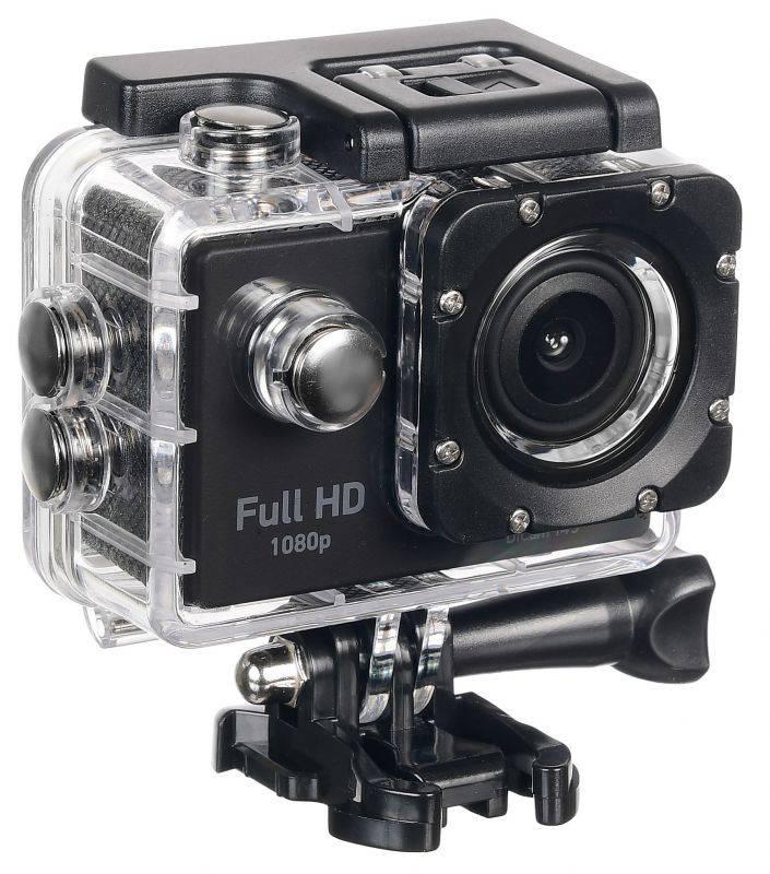 Экшн-камера Digma DiCam 145 черный (DC145) - фото 13
