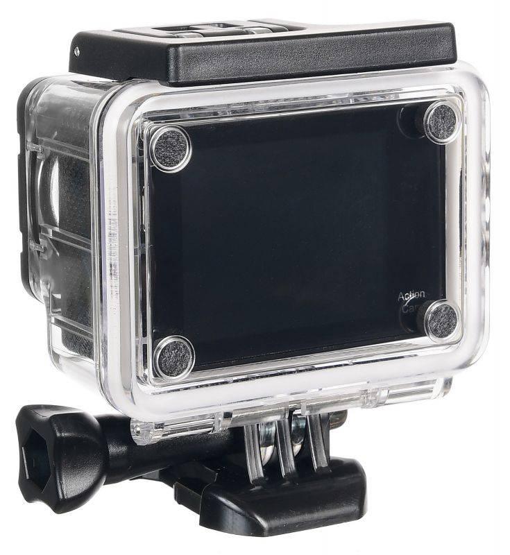 Экшн-камера Digma DiCam 145 черный (DC145) - фото 14