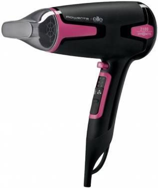 Фен Rowenta CV3812F0 черный/розовый (1830005841)