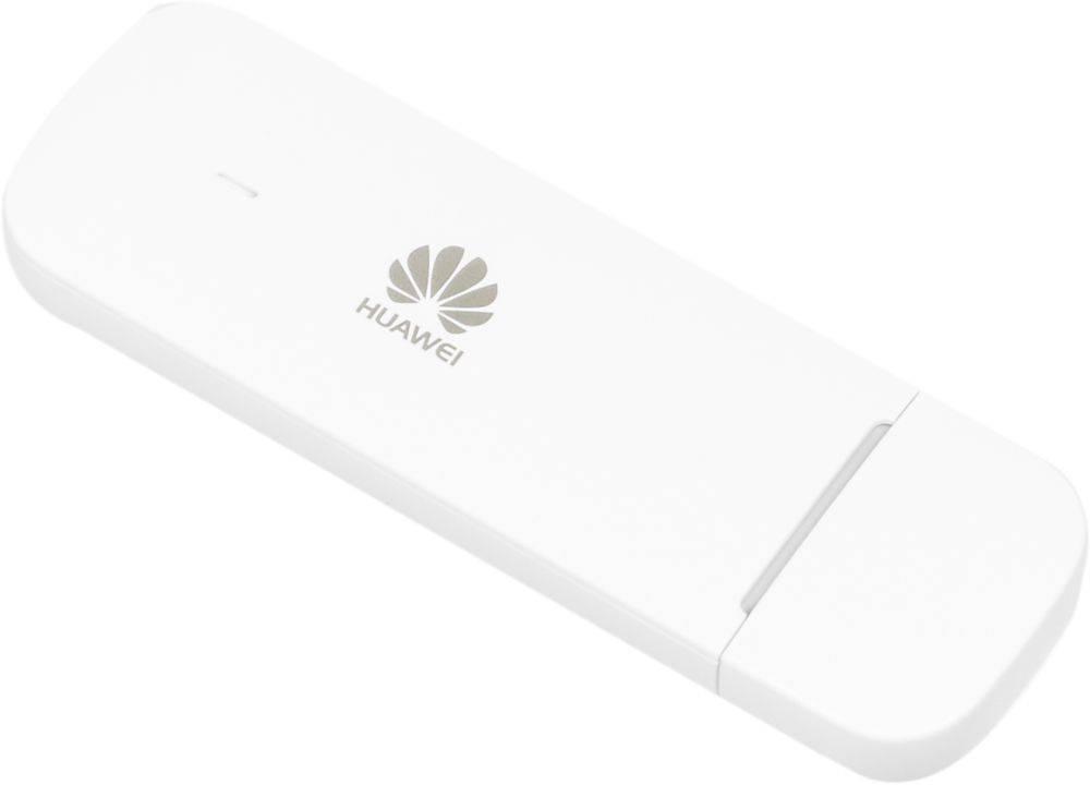 Модем 2G/3G/4G Huawei E3372h-153 USB белый (51071PQV) - фото 2