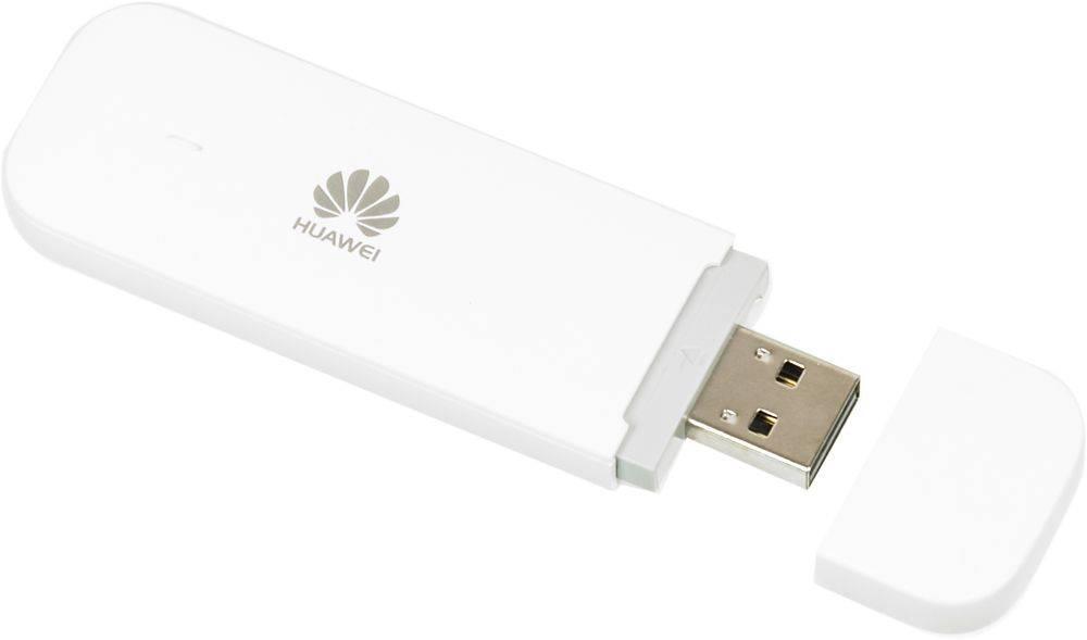 Модем 2G/3G/4G Huawei E3372h-153 USB белый - фото 4