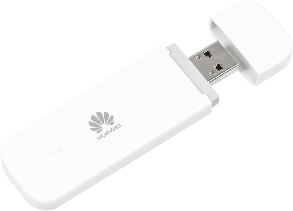 Модем 2G/3G/4G Huawei E3372h-153 USB белый (51071PQV) - фото 5