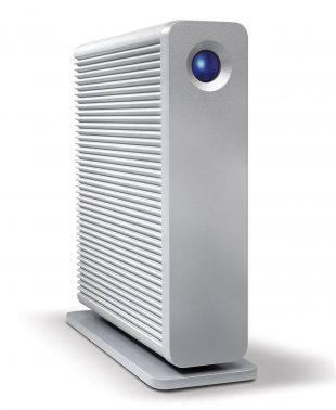 Внешний жесткий диск 4Tb Lacie LAC9000258EK D2 Quadra USB 3.0