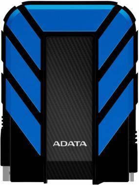 Внешний жесткий диск 1Tb A-Data HD710P DashDrive Durable синий USB 3.0