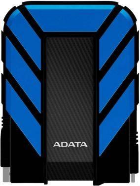 Внешний жесткий диск 2Tb A-Data HD710 DashDrive Durable голубой USB 3.0