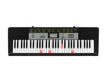 Синтезатор Casio LK-135 черный