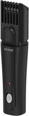 Триммер Moser Peacock черный (1030.0460)