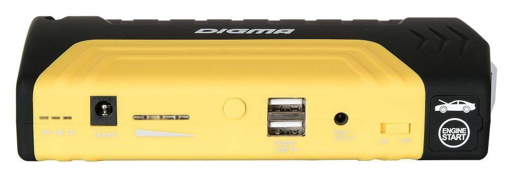 Пуско-зарядное устройство Digma DCB-135 - фото 4
