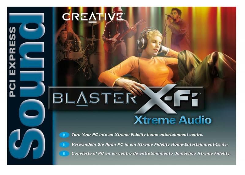 Звуковая карта Creative Xtreme Audio - фото 2