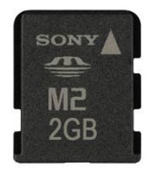 Карта памяти MS micro M2 2Gb Sony MSA2GU2