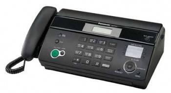 Факс Panasonic KX-FT984RU-B черный