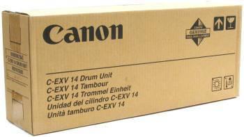 Блок фотобарабана Canon C-EXV14 0385B002BA 000 ч/б:55000стр. для iR2016/2020 Canon