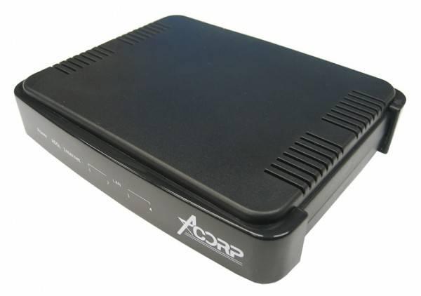 xDSL Acorp LAN410 RJ-45 - фото 1