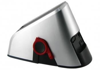 Док-станция для HDD AgeStar SUBT SATA серебристый