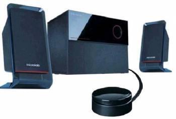Колонки 2.1 Microlab M-200 черный