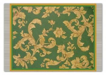 Коврик для мыши PC Pet MP-DI02 MP-DI carpet зеленый / рисунок
